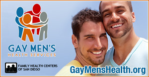 Family Health Centers of San Diego, Gay Men's Health Services